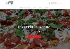 pizzerialeacque