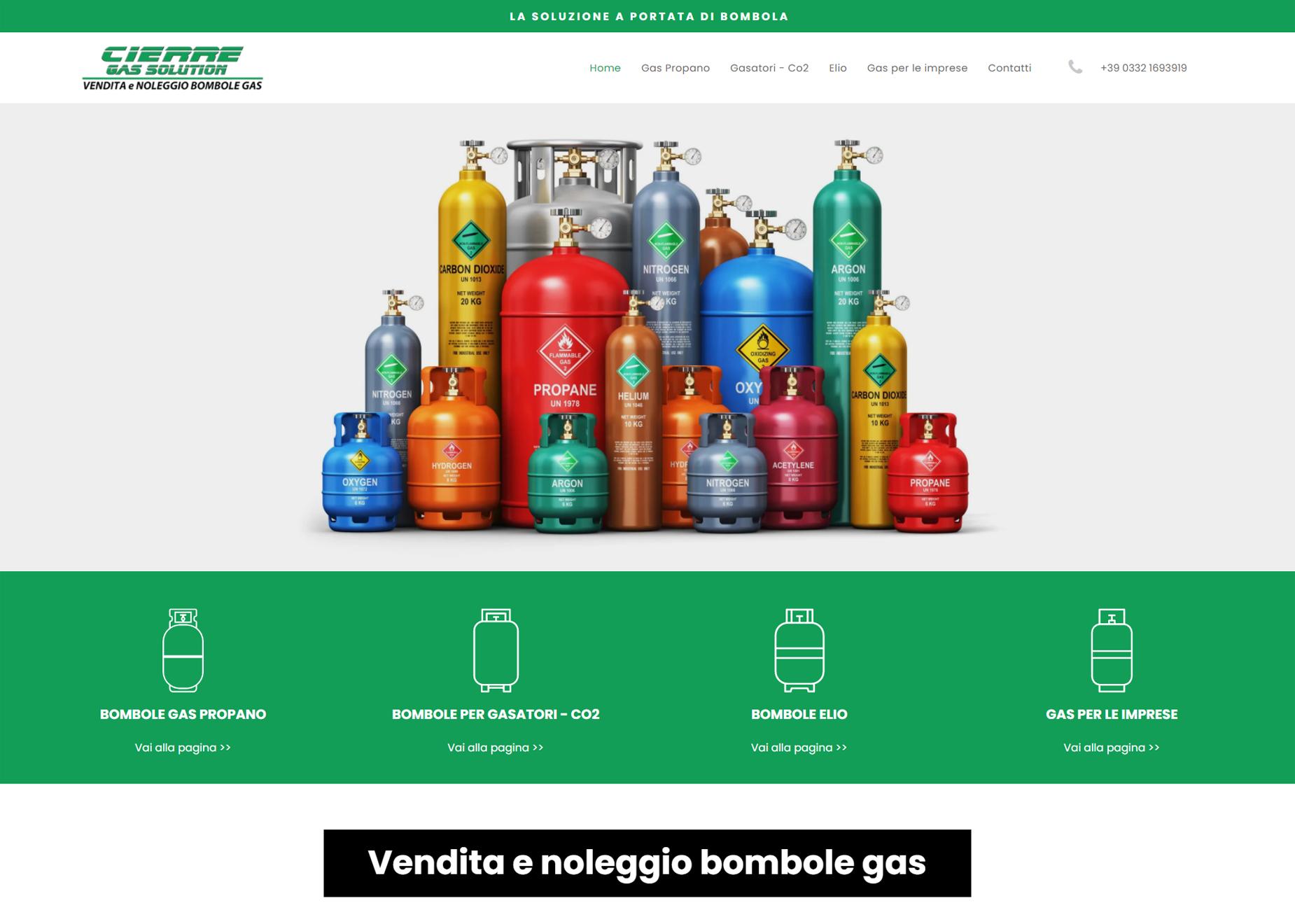 Cierre Gas