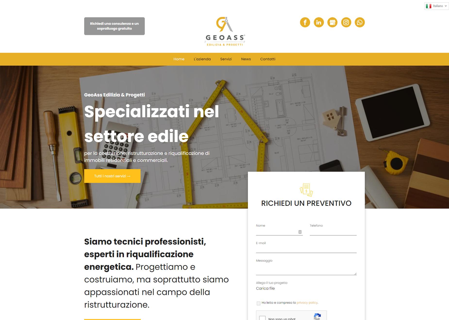 GeoAss Edilizia & Progetti