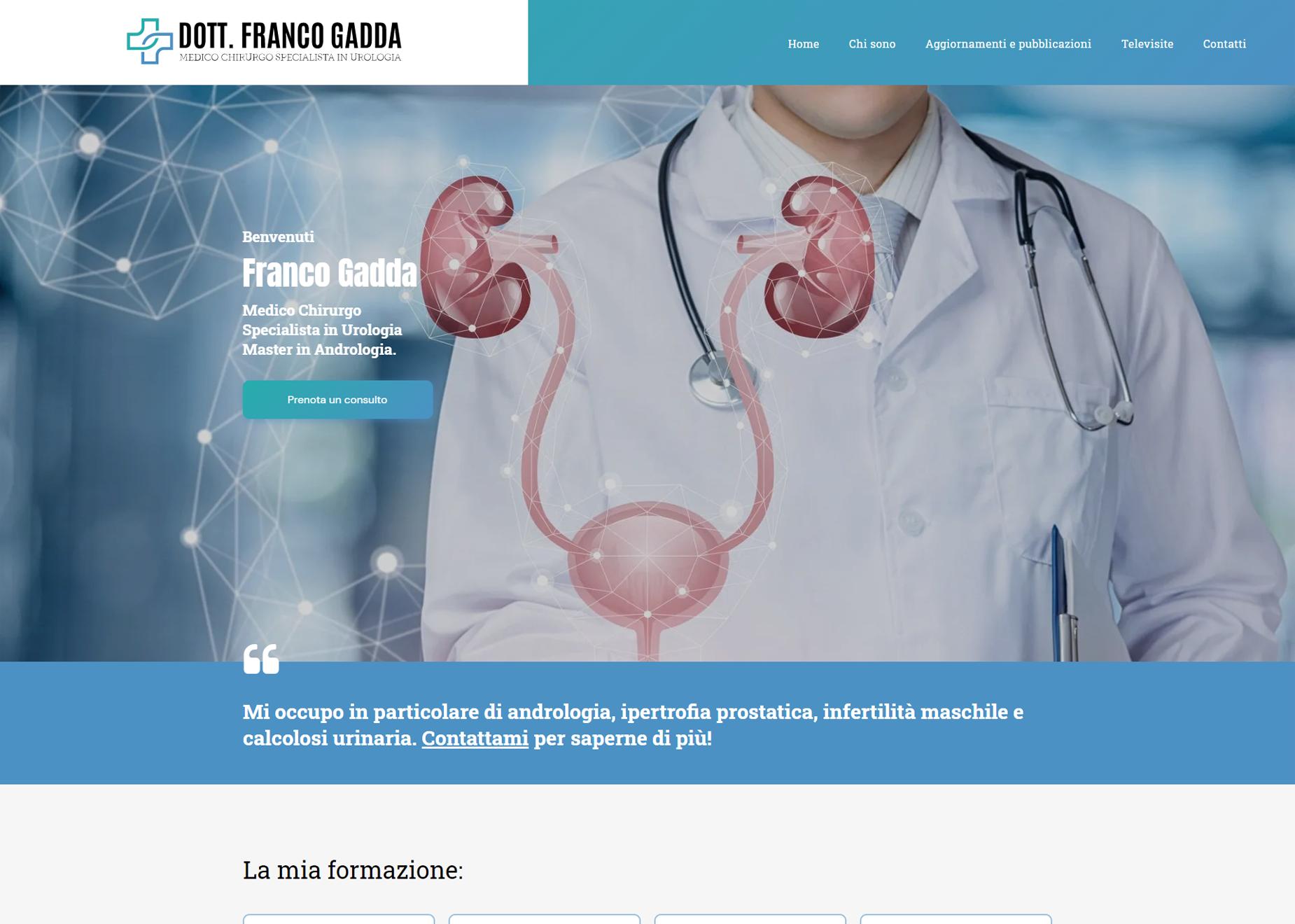 Franco Gadda Medico Chirurgo