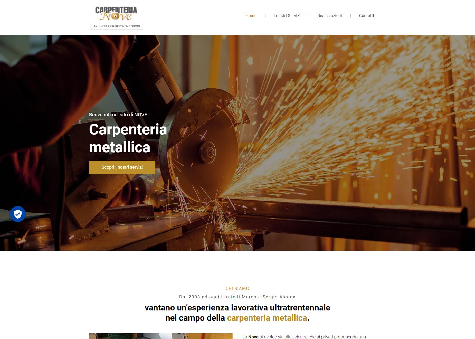 Carpenteria Nove
