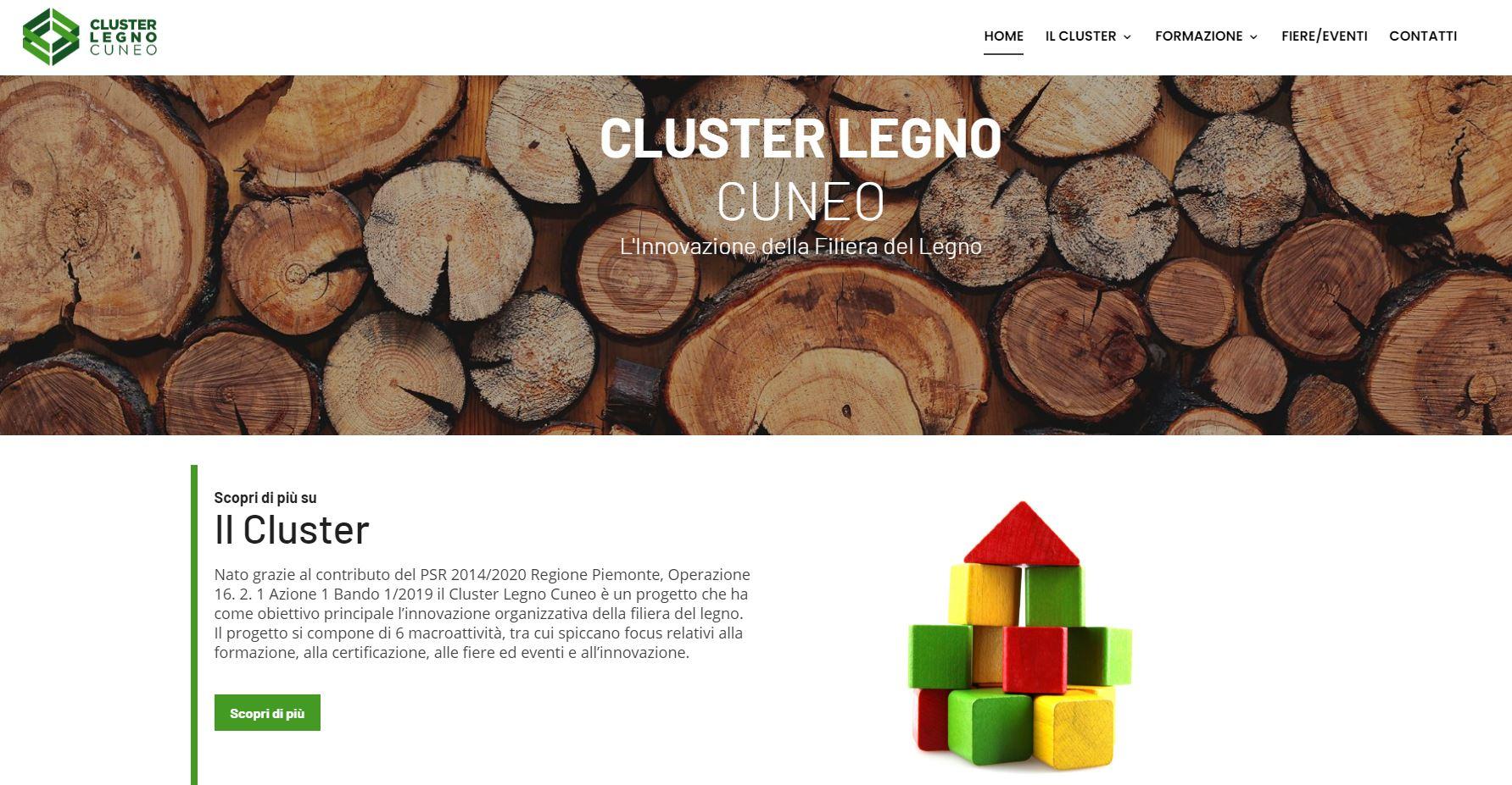 clusterlegno